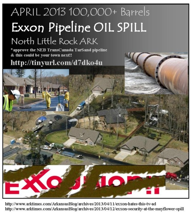Ark Oil Spill