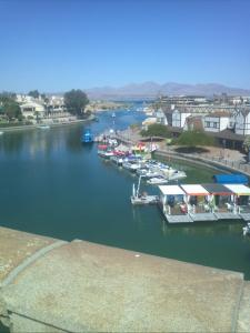 Havasu London Bridge view