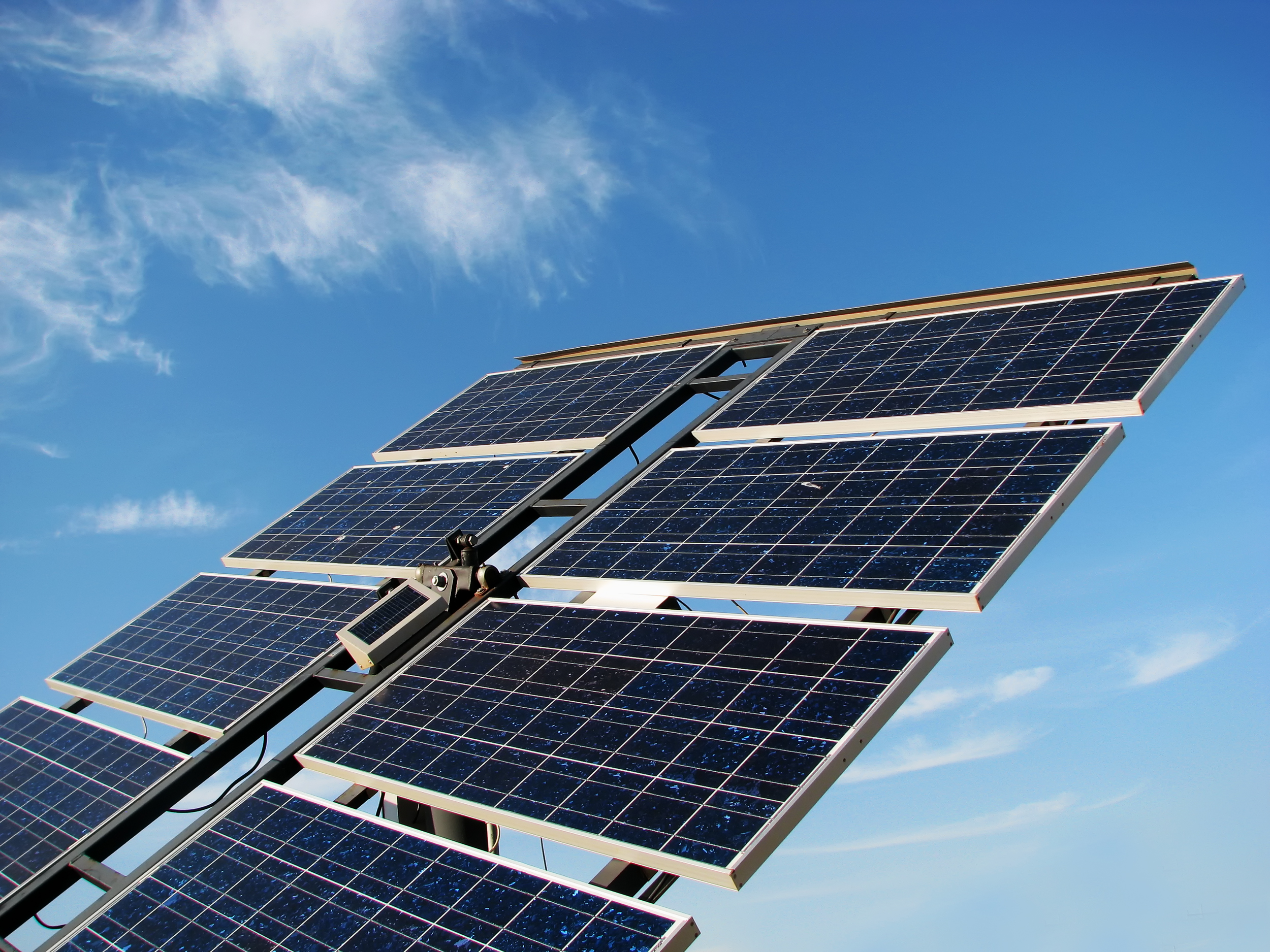 Energy Freehelpinghandss Blog Solar Panel With Corrugated Thin Film Cells On Wiring Panels In