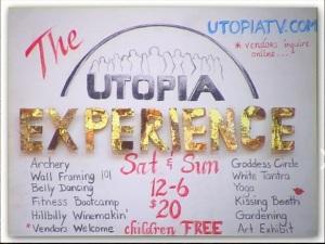 UtopiaExperience