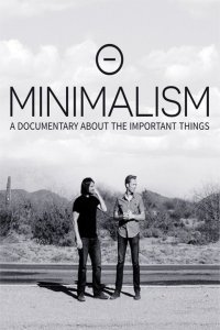 minimalism flyer
