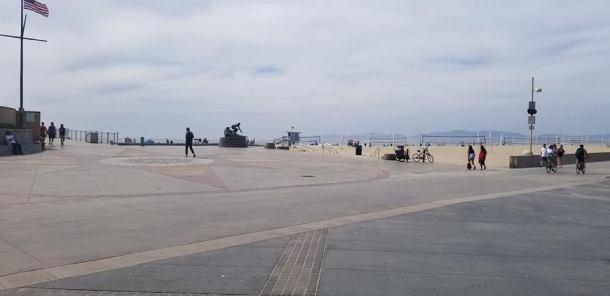 day 9 hermosa pier