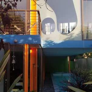 Venice pool house