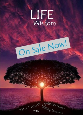 Life Wisdom Cover On Sale